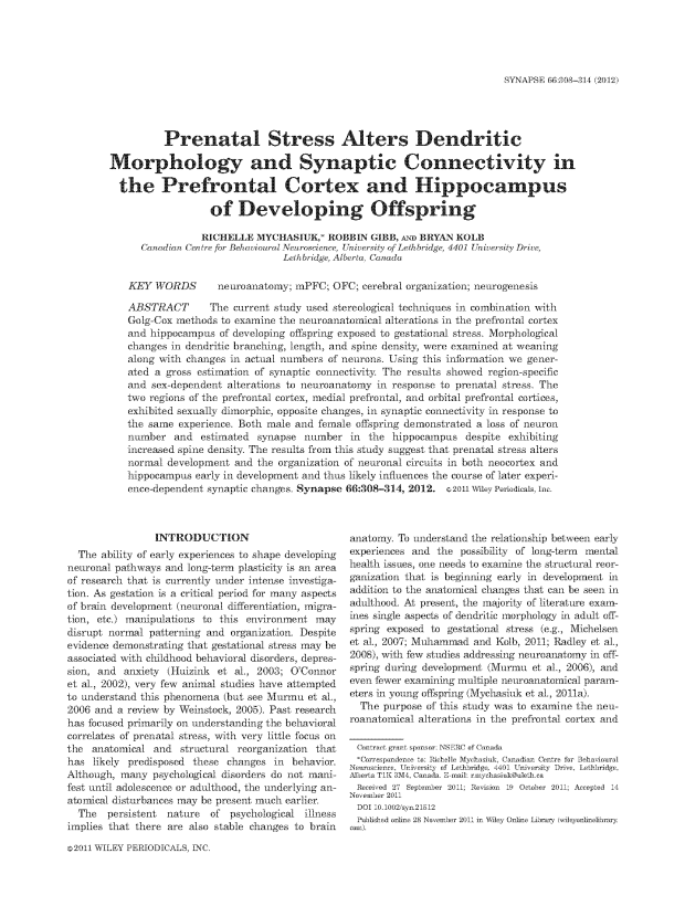 Preantal Stress - Golgi_Page_1