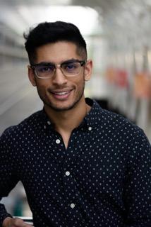 Haris Malik – PhD Student